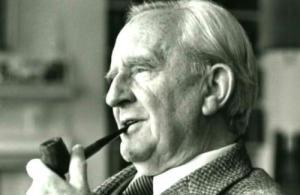 L'escriptor anglès J.R.R. Tolkien. / AVUI
