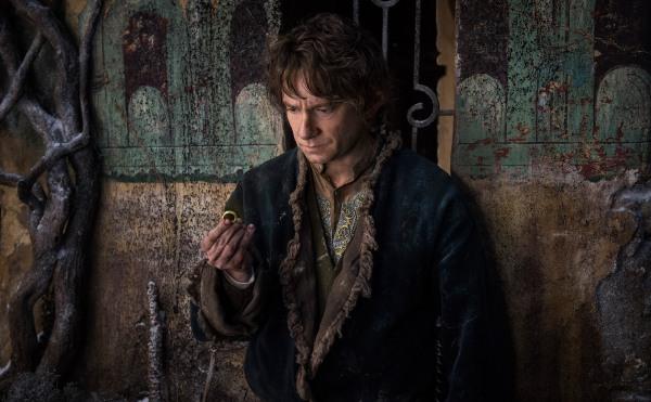 Martin Freeman, un esplèndid Bilbo. © Warner Bros
