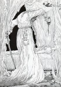 Il·lustracions de Chris Riddell